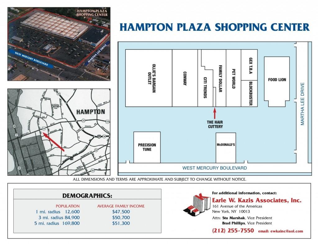 Hampton Plaza Shopping Center