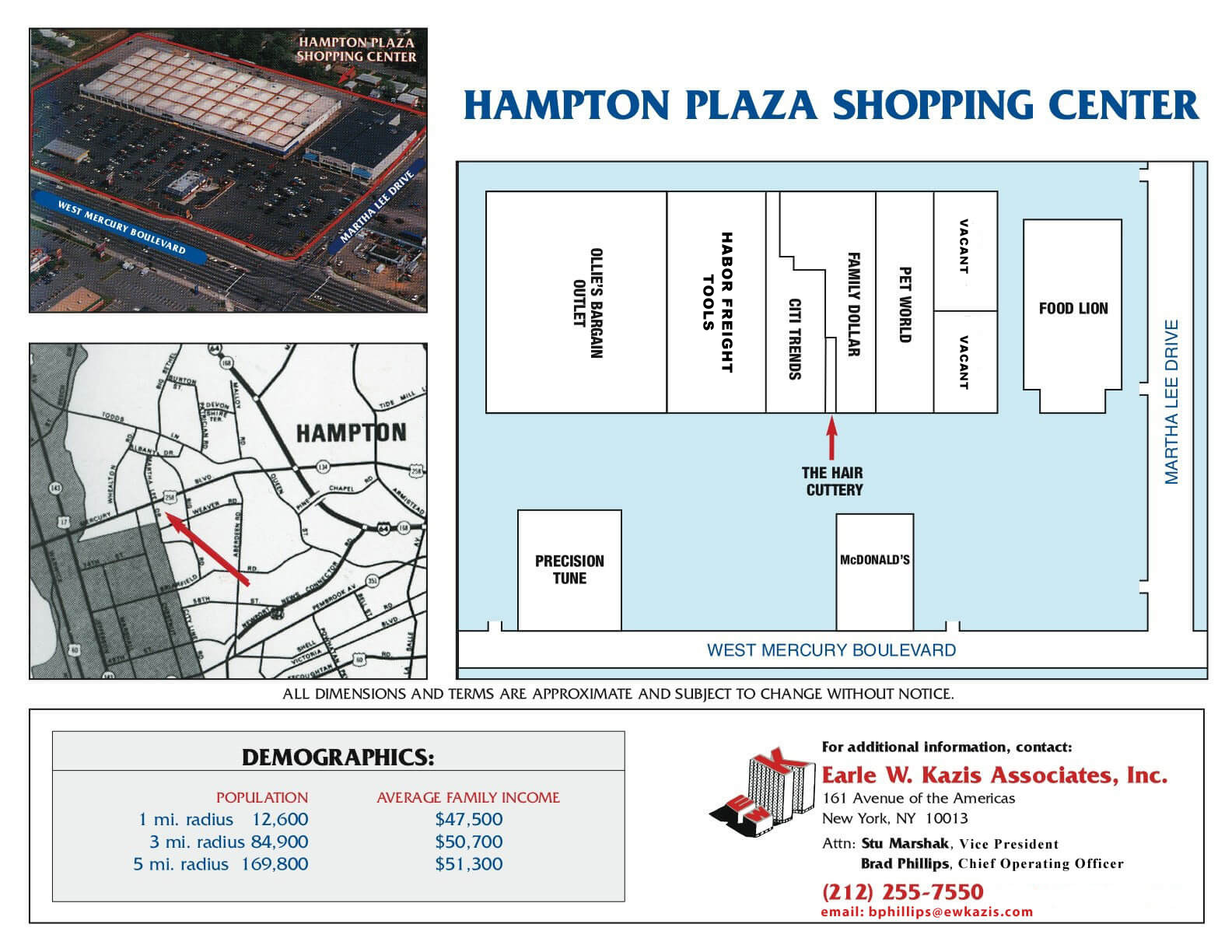 Hampton Plaza Shopping Center
